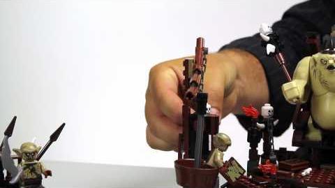 LEGO® The Hobbit™ 79010 The Goblin King Battle-0