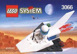 3066 Cosmos Glider