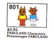801-Fabuland Characters