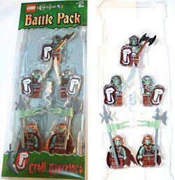 852701-Battle Pack Troll Warriors