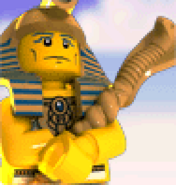 Pharaoh stage 1