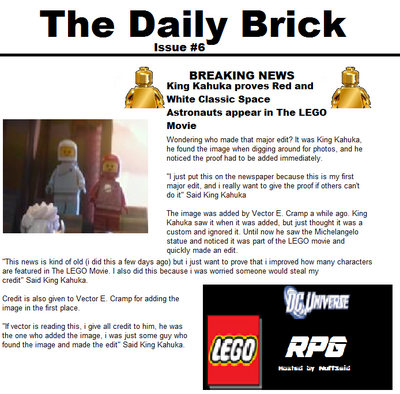 TheDailyBrickIssue6