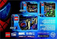 Spiderman sets