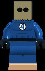 The Bombastic Bag-Man