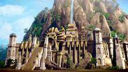 Chima Lion castle