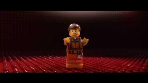 THE LEGO MOVIE -- Chinese New Year Greeting