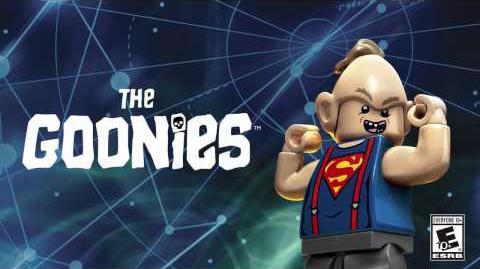 LEGO Dimensions Sloth Spotlight!