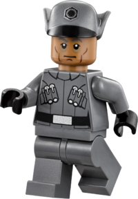Lego First Order Officer 2