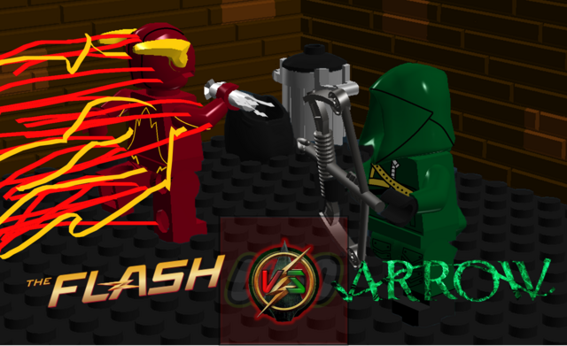 File:Lego Arrow vs. Flash.png