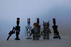 LEGOArmy Robots
