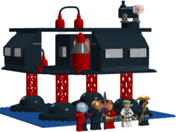 Ogel's Underwater Base
