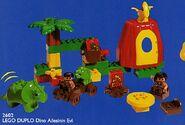 2602 Dinosaurs Family Homeb