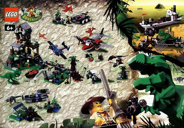 File:2001 Dino Island Catalog Page.jpg