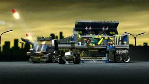 Lego Agents Mission 6 8635 Mission 6: Mobile...