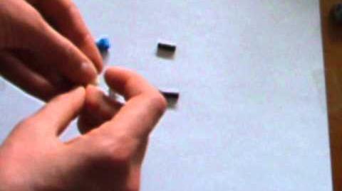 Alternate Shoulder and Hip Joints for Robots Lego Bricks, Tips, and Tricks with Arcimedes 36-0