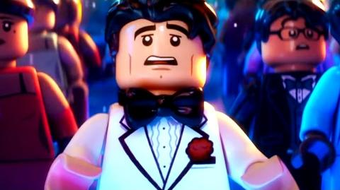 THE LEGO BATMAN MOVIE Promo Clip - Will Arnett Greeting (2017) Animated Comedy Movie HD