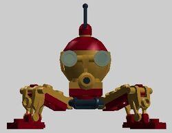 Stark Tech Training Robot