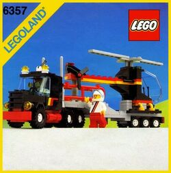 6357 Stunt 'Copter N' Truck