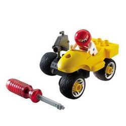 Lego 2904 Action Wheelers Cycle Cruiser