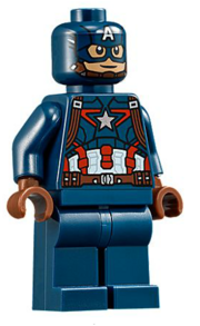 Captain America SHATA