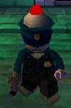 Mind Police Officer