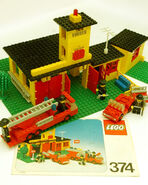 374 Fire Station 4