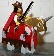 7946 König auf Streitross II