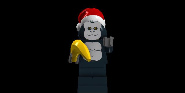 File:Christmas Monkey.png