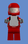 Red Pilot Rookie