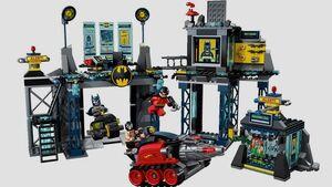 Xl the batcave