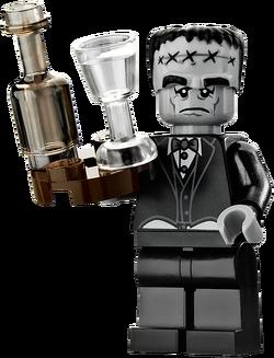 Zombie Butler