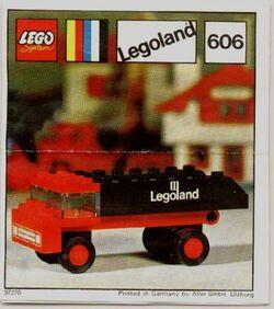 606-Tipper Lorry