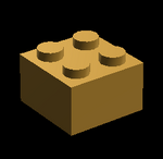 Gold Brick