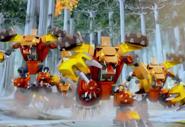 Lego Chima-Rumble.Bear.Mech.0002