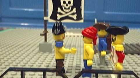 Lego Pirate Misadventure 2 - (PART 1)