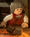 Lego OldBilbo
