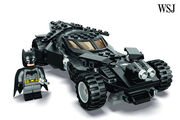 LEGOBvSBatmobile