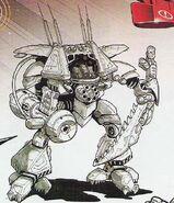 Thunder Fury Concept Art