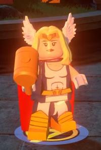 Thor Girl