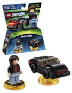 71286 Knight Rider Michael Knight Fun Pack