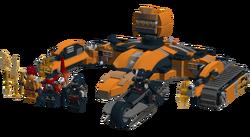 Jack's ShieldCrusher