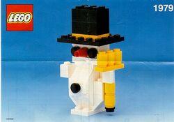 1979 Snowman