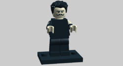 LEGO Major Norpher
