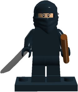 Ninja 1 (RL)