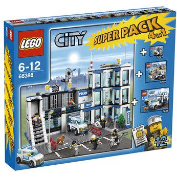 66388 Police Super Pack | Brickipedia | Fandom powered by ... Лего Сити Инструкции