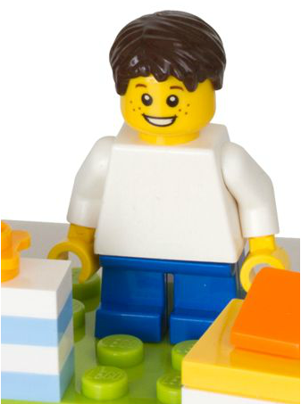 Child Minifigures Brickipedia Fandom Powered By Wikia