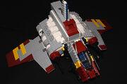 Attack Shuttle- Flight Mode