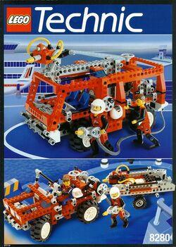 8280 Fire Engine