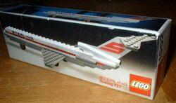 1552-Sterling Boeing 727 Box