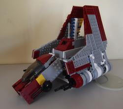 Legoshuttle